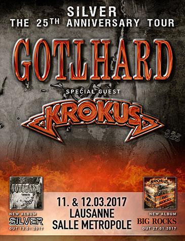 Gotthard & Krokus