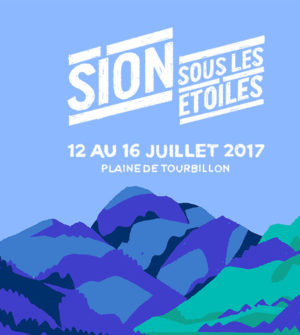 Festival Sion sous les étoiles 2017