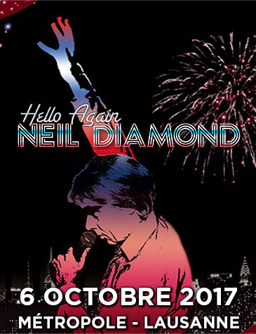 Hello Again… Neil Diamond