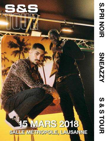 S.Pri Noir et Sneazzy