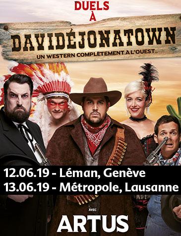 Duels à Davidéjonatown