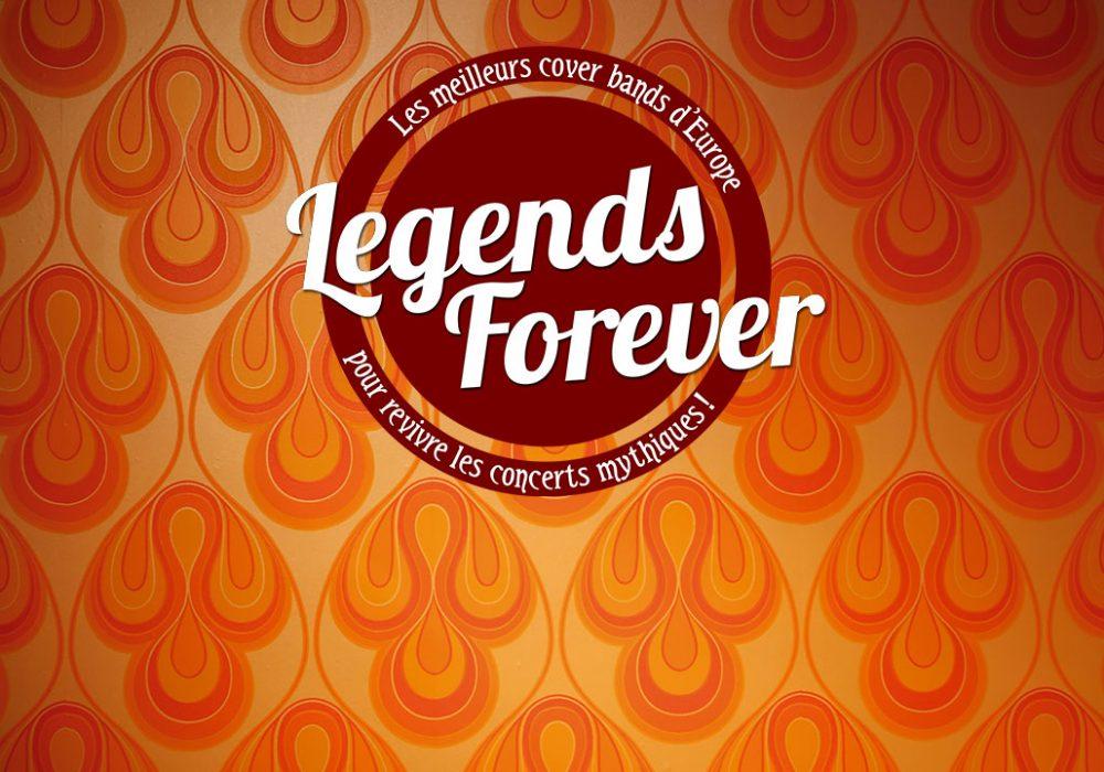 Legends Forever