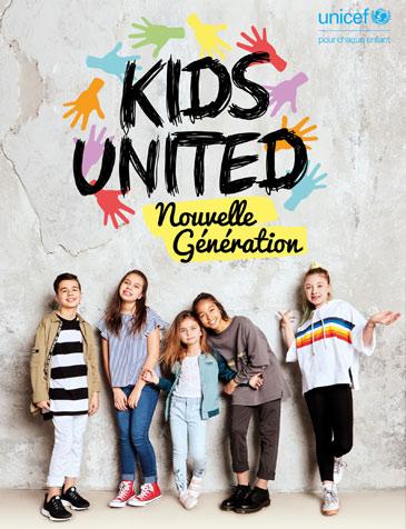 Kids United Nouvelle Génération