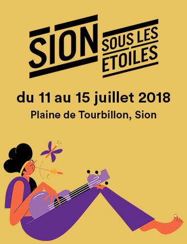Festival Sion sous les étoiles