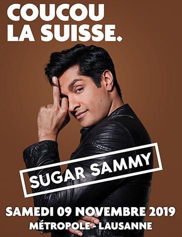 Sugar Sammy