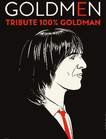 GOLDMEN – TRIBUTE 100% GOLDMAN