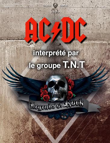 Hommage AC/DC par T.N.T