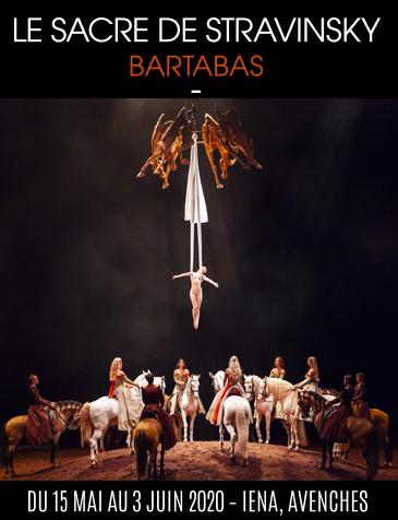 Bartabas – Le Sacre de Stravinsky