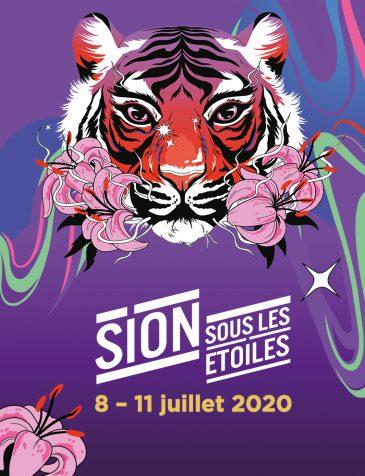 Sion sous les étoiles 2020