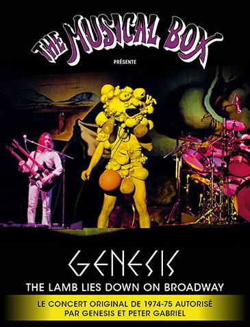 The Musical Box – Genesis