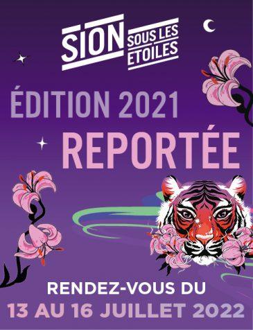 Sion sous les étoiles 2022