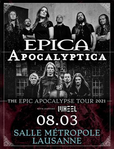 The Epic Apocalypse tour 2021