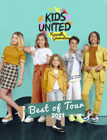 Kids United – Best Of Tour